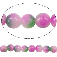 Dyed Marble Beads Round 4mm Hole:Approx 0.5mm Length:Approx 15 Inch 30Strands/Lot Approx 98PCs/Strand