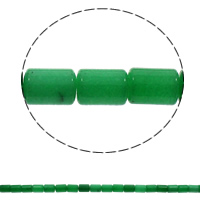 Jade Malaysia Beads Column natural 10x14mm Hole:Approx 1mm Approx 28PCs/Strand Sold Per Approx 15.3 Inch Strand