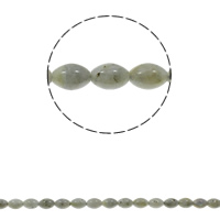 Natural Grey Agate Beads, Oval, 10x14mm, Hole:Approx 1.5mm, Approx 28PCs/Strand, Sold Per Approx 15.3 Inch Strand