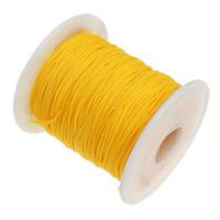 Przewód nylonowy, Sznur nylonowy, dostępnych więcej kolorów, 1.2mm, długość:około 50 stoczni, sprzedane przez PC