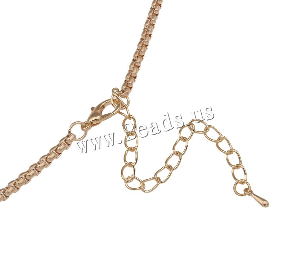 Cadena del collar de hierro fundici n con 8cm extender for Cadena de hierro