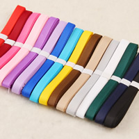 Grosgrain Ribbon mixed colors 6mm 100Strands/Bag 1m/Strand