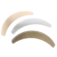 Металлические коннекторы , Железо, Другое покрытие, Много петли, Много цветов для выбора, не содержит никель, свинец, 128x44x1mm, отверстие:Приблизительно 1mm, продается PC