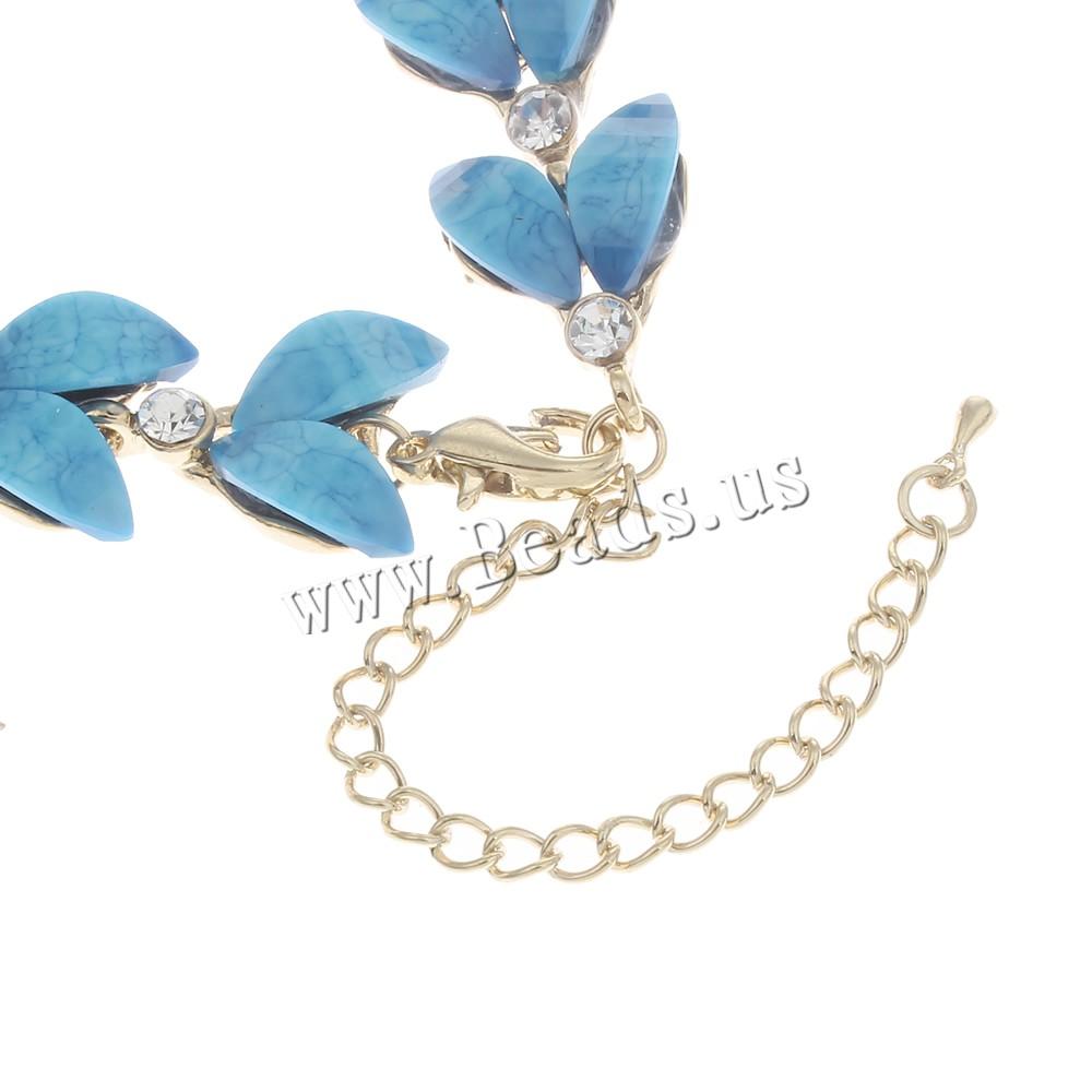 clearance fashion jewelry sets earring necklace zinc