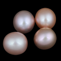 No Hole Cultured Freshwater Pearl Beads, Potato, natural, mixed colors, Grade AAA, 10-11mm, Sold By PC
