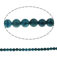 Sodalite Beads, Round, different size for choice, Hole:Approx 1mm, Sold Per Approx 15 Inch Strand