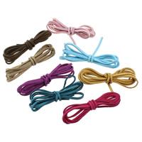Wol Cord, Katoenfluweel, meer kleuren voor de keuze, 2.60x1.50mm, 5pC's/Lot, 1Yard/PC, Verkocht door Lot