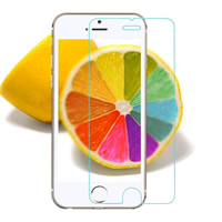 Glas Mobiele telefoon gehard membraan, met verpakking & verschillende stijlen voor de keuze, duidelijk, 0.26mm, Verkocht door PC