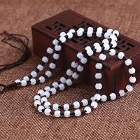 Шнуры для ожерелий, Нейлоновый шнурок, с Акрил, 5.5mm, длина:Приблизительно 26.5 дюймовый, 10пряди/сумка, продается сумка