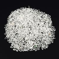 Чистый кварц кабошон, Комкообразная форма, натуральный, 2-12x3-15x4-8mm, продается KG