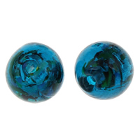 Lampwork Beads, handmade, 12mm, Hole:Approx 2mm, 20PCs/Bag, Sold By Bag