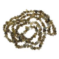 Smoky Quartz Beads, 3x8x10mm-5x7x12mm, Hole:Approx 1mm, Sold Per Approx 17.5 Inch Strand