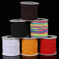 Nylon Cord with paper spool elastic 1mm Approx 100m/Spool