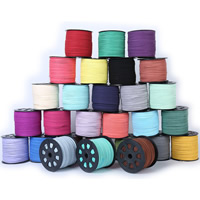 Velveteen Cord with plastic spool 3mm Approx 50m/Spool