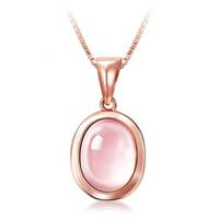 Кулоны «Кошачий глаз», Латунь, с кошачий глаз, Плоская круглая форма, плакированный цветом розового золота, не содержит свинец и кадмий, 18x10mm, отверстие:Приблизительно 2-4mm, 3ПК/сумка, продается сумка