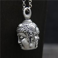 Подвески из настоящего балийского серебра, Таиланд, Персонаж, 37x20mm, отверстие:Приблизительно 3-5mm, продается PC