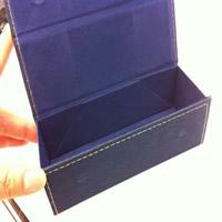 Очки Дело, Джинсовая ткань, фиолетовый, 165x60x50mm, продается PC