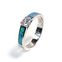 Кубический циркон микро проложить кольцо-латунь, Латунь, покрытый платиной, инкрустированное микро кубического циркония & Женский, не содержит никель, свинец, 5mm, размер:8, 5ПК/Лот, продается Лот