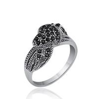 Модные кольца, цинковый сплав, Платиновое покрытие платиновым цвет, различный внутренний диаметр по выбору & Женский & со стразами, не содержит свинец и кадмий, 20x10mm, продается PC