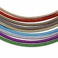 пластиковые веревки 7mm, 50пряди/Лот, Приблизительно 0.47м/Strand, продается Лот
