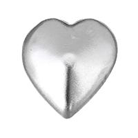 сеттинг для кабошона из нержавеющей, нержавеющая сталь, Сердце, плоской задней панелью, оригинальный цвет, 10.50x11.50x3mm, внутренний диаметр:Приблизительно 10x11mm, 500ПК/Лот, продается Лот