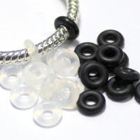 Резинка Ювелирные кольца, Кольцевая форма, разноцветный, 500ПК/сумка, продается сумка
