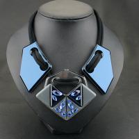 Ожерелья из полимерной смолы, канифоль, с Нейлоновый шнурок, Женский, Много цветов для выбора, 480mm, Продан через Приблизительно 18.5 дюймовый Strand